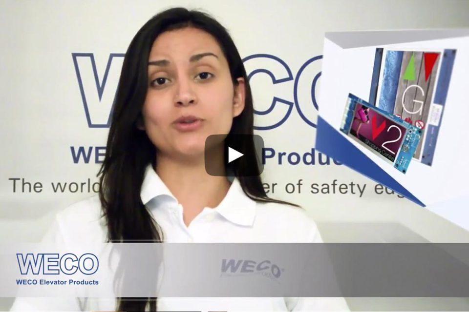 WECO Elevator Products in ExpoElevador 2016